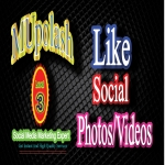 Get Instantly On your social post/photos/videos, HQ, non-drop within 1hour