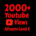 Add Super Fast 2000+ High Quality Youtube views