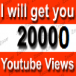 Non drop 20000+ YT views HR Best for SEO